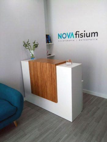 Recepción Clínica NOVAfisium