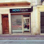 Fachada NOVAfisium